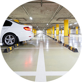 駐車場の管理及び運営
